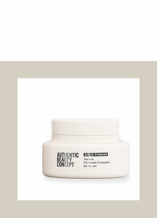 Authentic Beauty Concept Solid Pomade 85ml