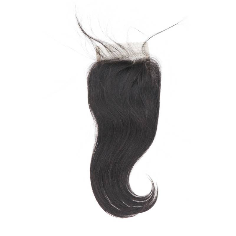 Straight closure Virgin hair