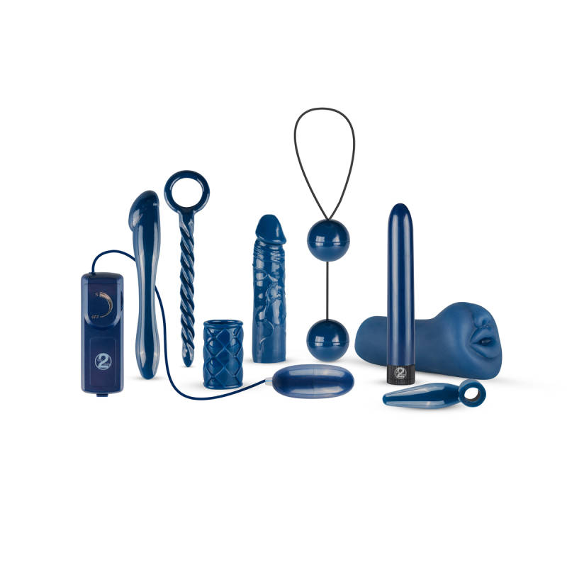 Midnight Blue - Vibrator Set