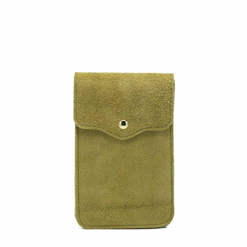 Phone bag Pona green