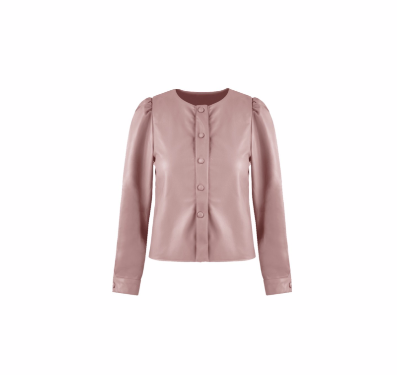 Jacket Iky old pink