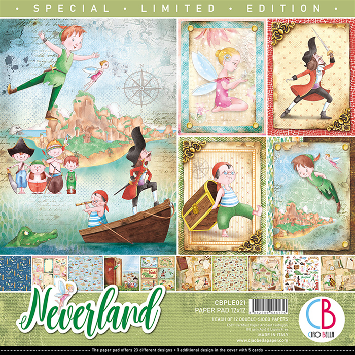 PAPERPAD NEVERLAND SPECIAL EDITION