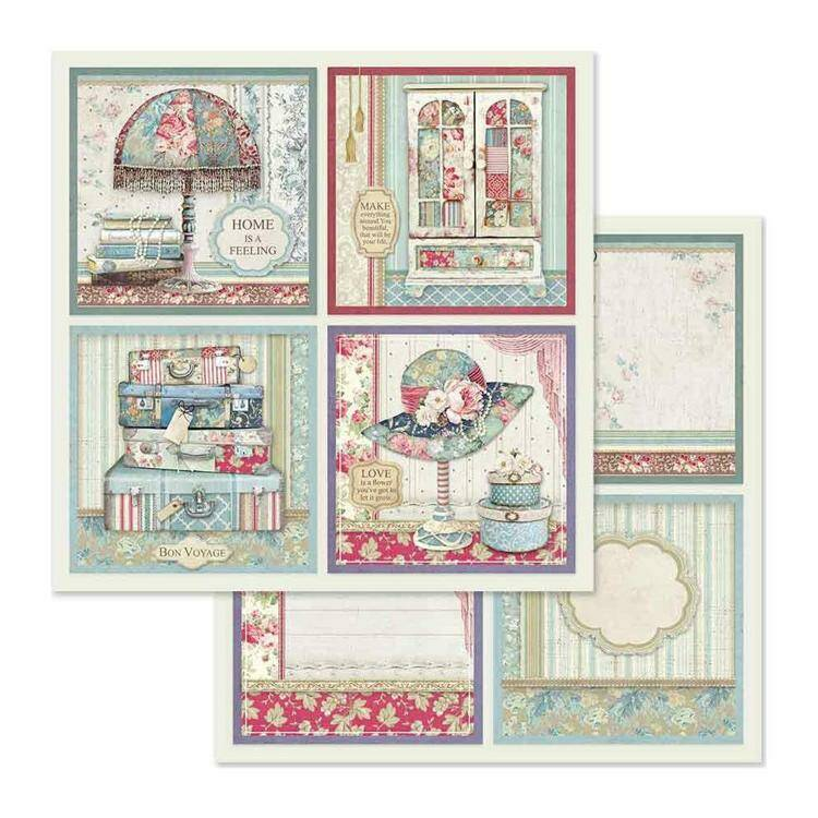 GRAND HOTEL 4 CARDS