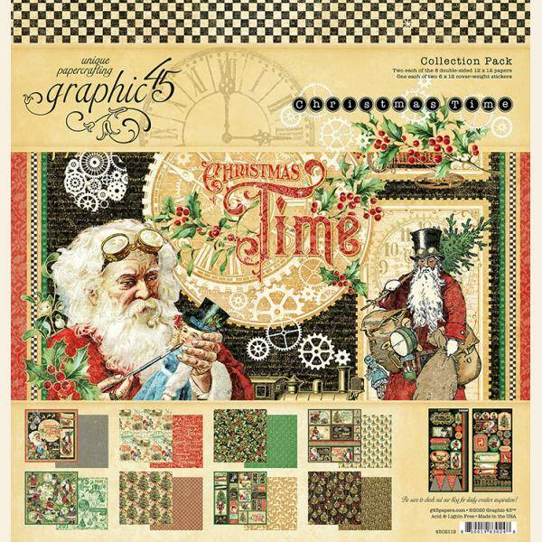 PAPERPACK CHRISTMAS TIME