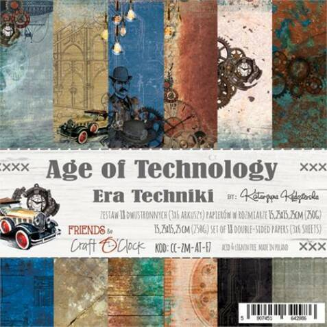 AGE OF TECHNOLOGY