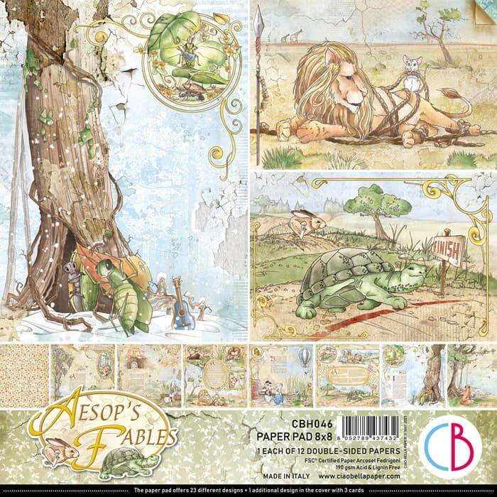 PAPERPAD AESOP'S FABLES