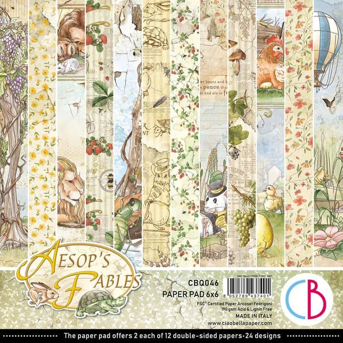 PAPERPACK AESOP'S FABLES