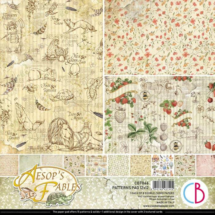 PATTERNS PAD AESOP'S FABLES