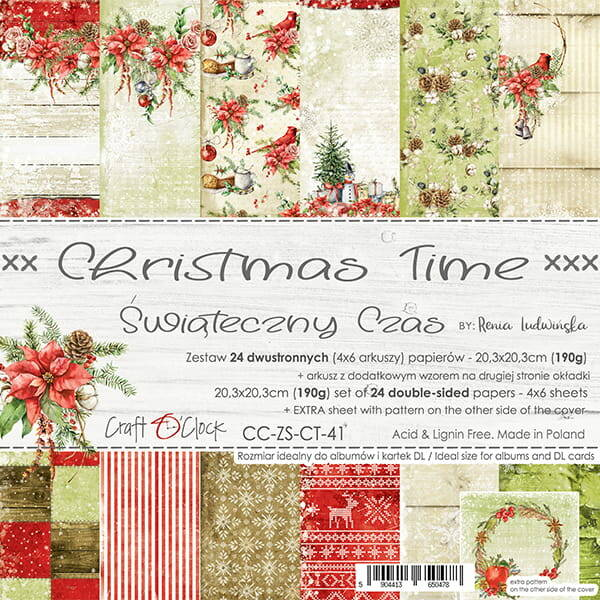PAPERPAD CHRISTMAS TIME