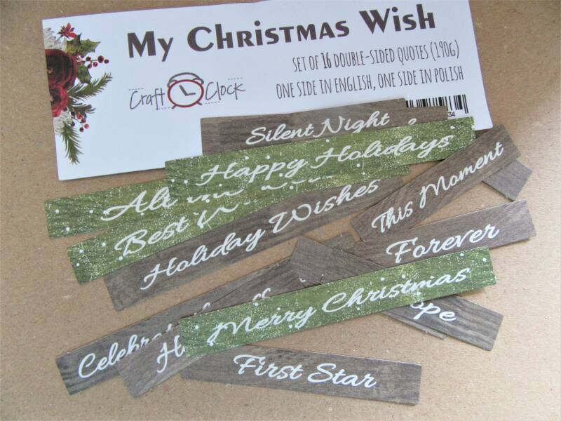 MY CHRISTMAS WISH QUOTES