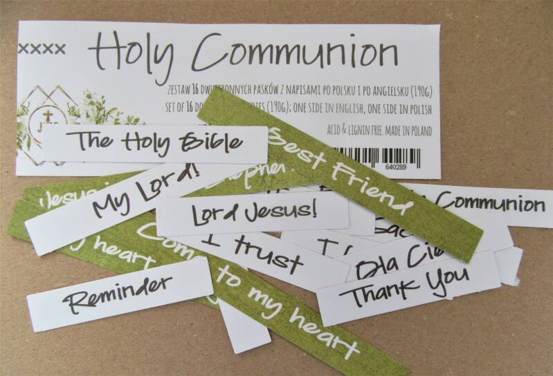 HOLY COMMUNION QUOTES