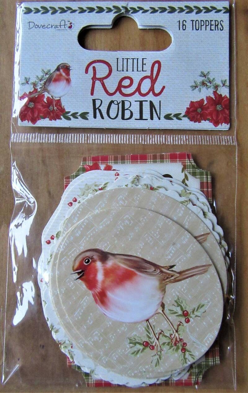 TOPPERS RED ROBIN