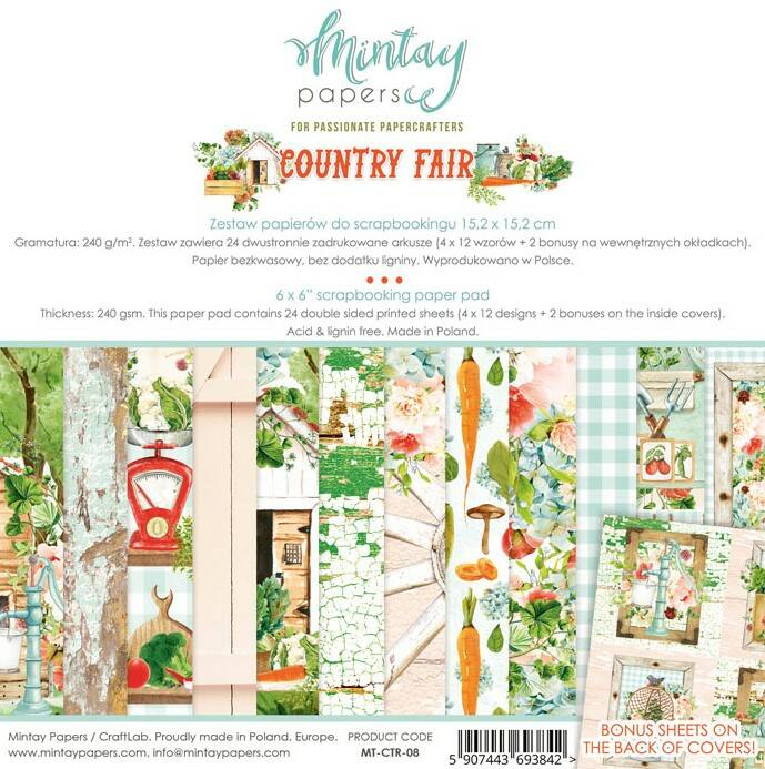 PAPERPAD COUNTRY FAIR