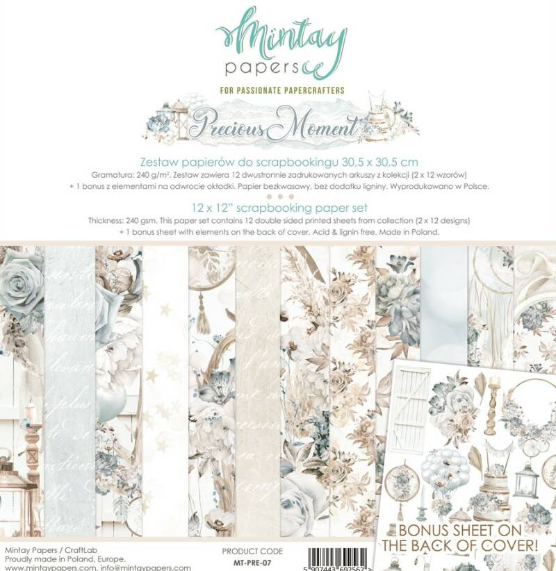 PAPERPACK PRECIOUS MOMENTS