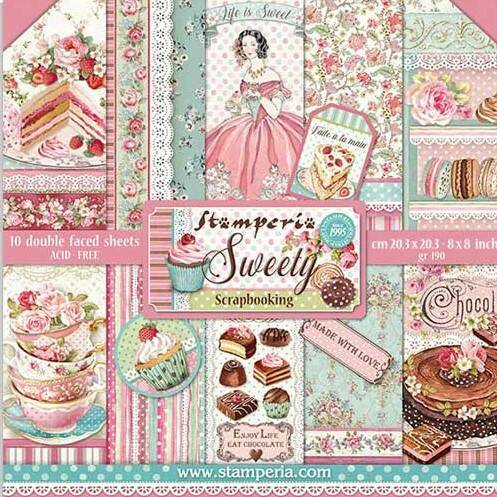 PAPERPAD SWEETY