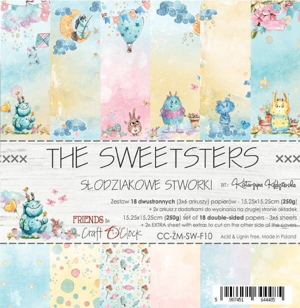 THE SWEETSTERS