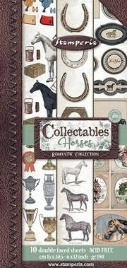COLLECTABLES ROMANTIC HORSES