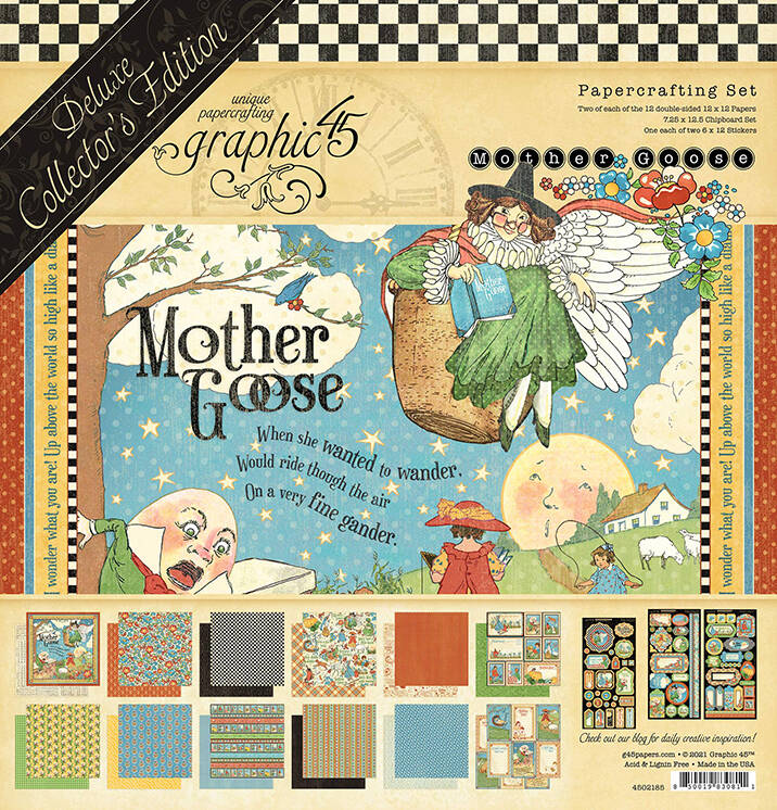 DELUXE COLLECTORS EDITION MOTHER GOOS