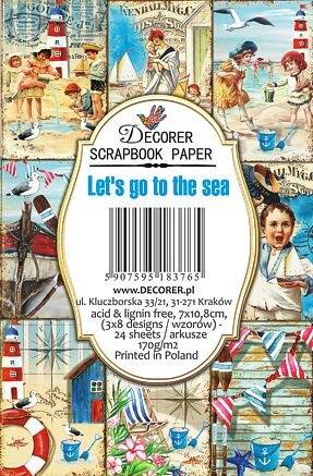 DECORER, LET'S GO TO THE SEA