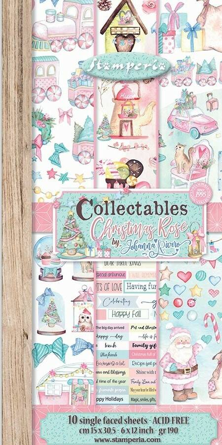 CHRISTMAS ROSE COLLECTABLES