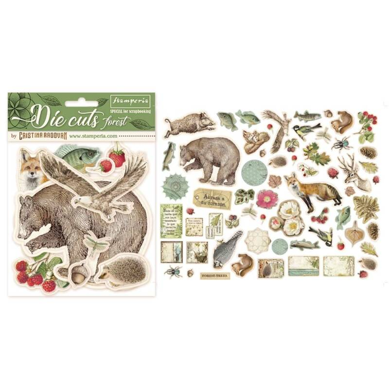 DIE CUTS FOREST