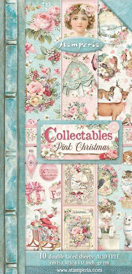 COLLECTABLES PINK CHRISTMAS