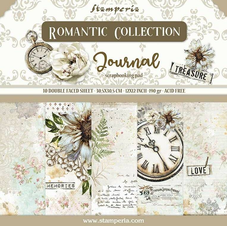 ROMANTIC COLLECTION JOURNAL