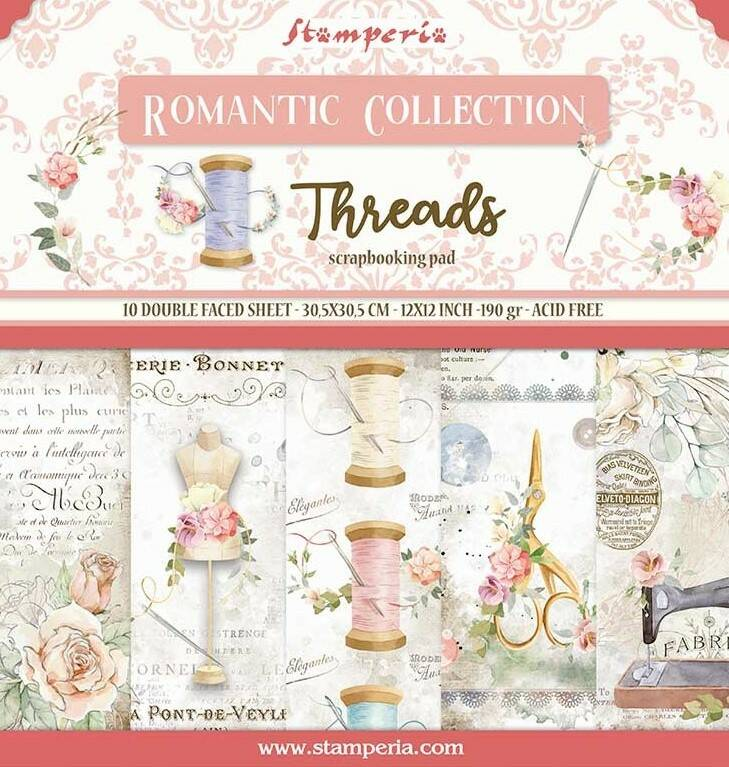 ROMANTIC COLLECTION THREADS