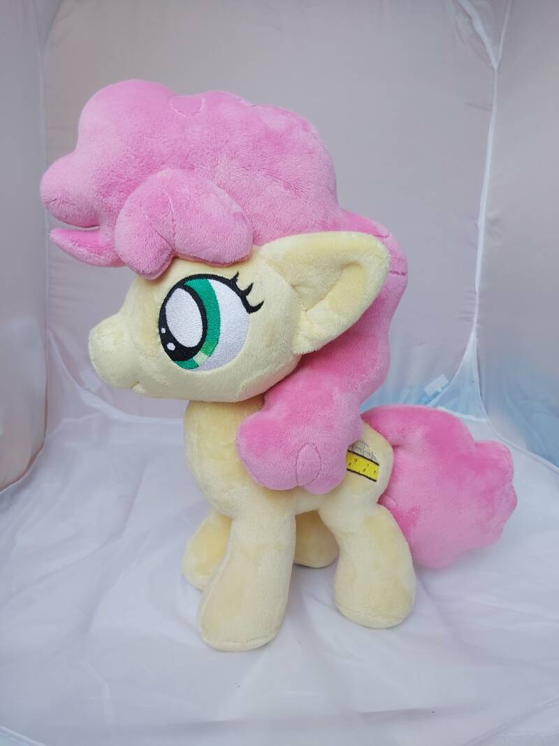 Lil Cheese - Filly - MLP Plush