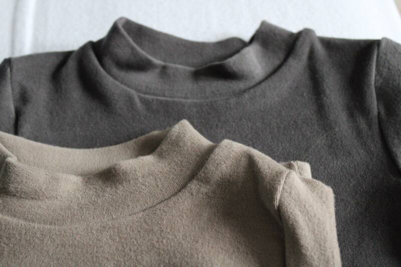 Warm Turtleneck - Charcoal