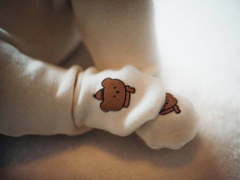 Mini Bear Baby Legging