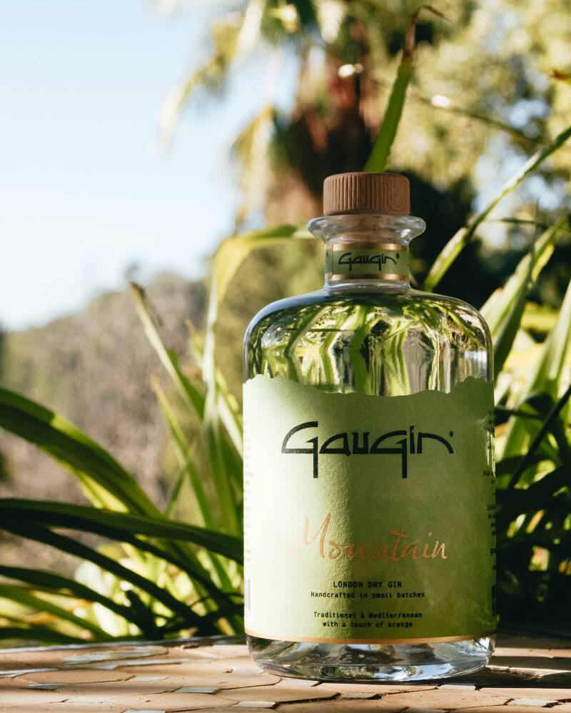 "Gaugin Mountain ""Small Batch"" 500 ml - 46°"