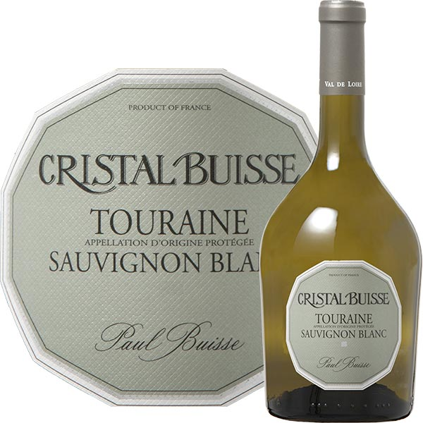 Cristal Buisse, Domaine Buise, Touraine