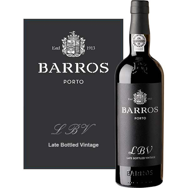 Porto Barros Late Bottled Vintage