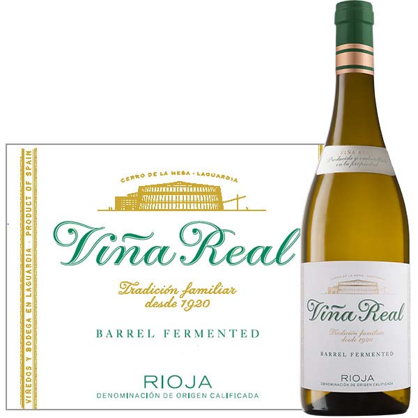 "Rioja Blanco, Viña Real ""Barrel Fermented"""