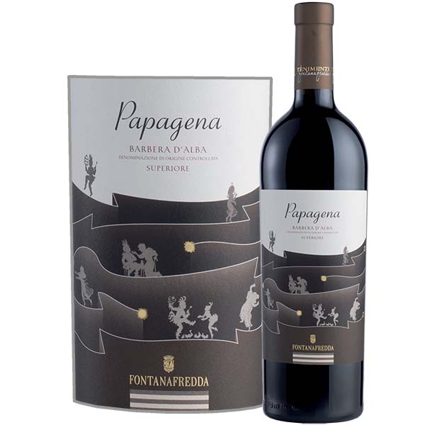 """Papagena"" Barbera d'Alba DOC Superiore,"