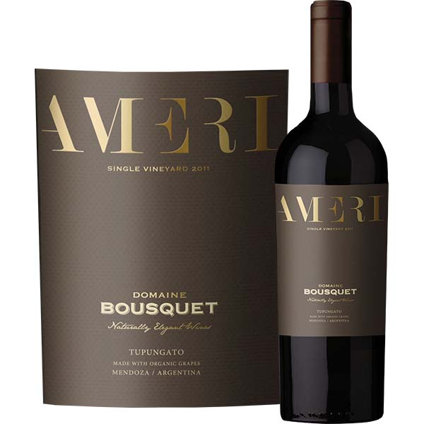 Ameri, Tupungato Single Vineyard, Domaine Bousquet