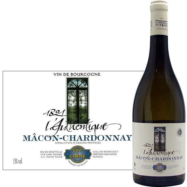 L'Authentique Mâcon-Chardonnay, Vieilles Vignes, Collin Bourisset