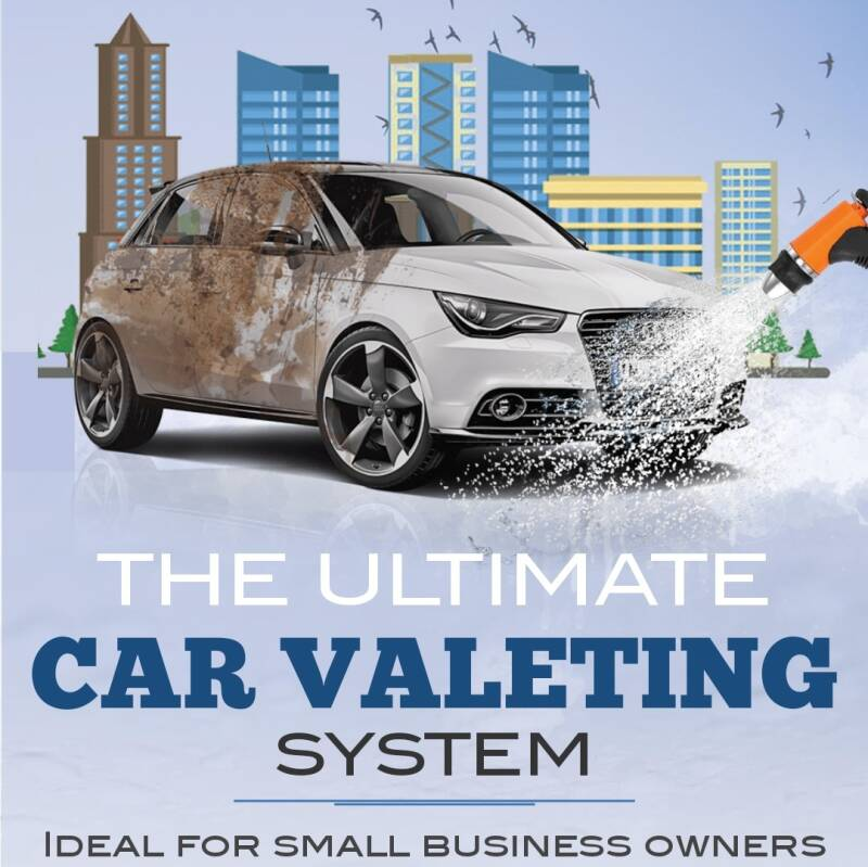 The Ultimate Car Valeting System