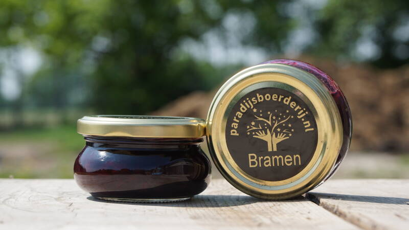 Bramen Blackberry Confiture Jam