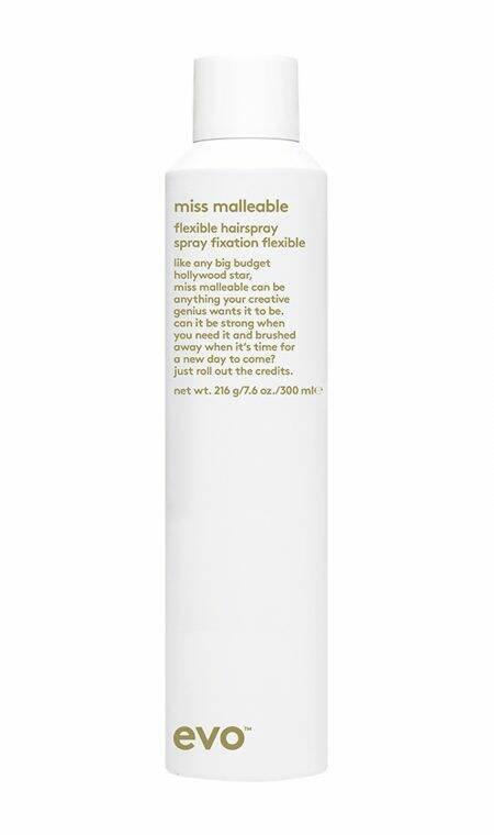 miss malleable miss malleable flexible hairspray 300ml