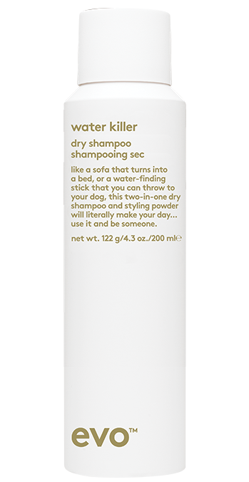 water killer water killer dry shampoo 200ml
