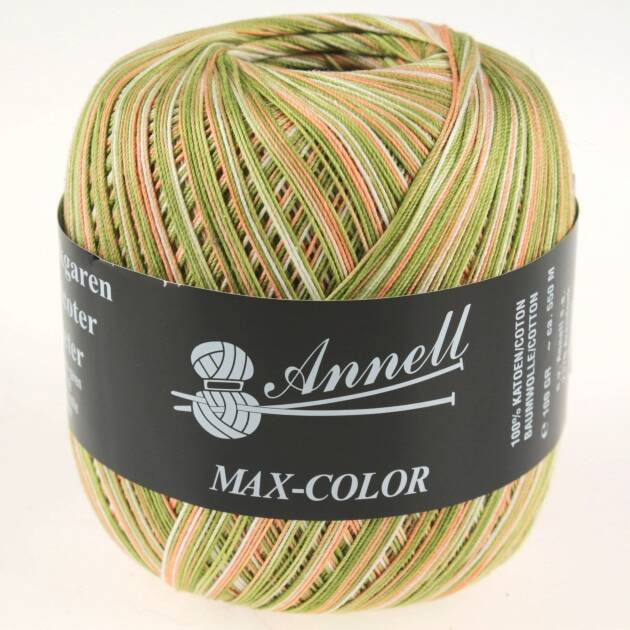 Max Annell Color