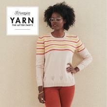 YARN - THE AFTER PARTY 74 ZOE SWEATER