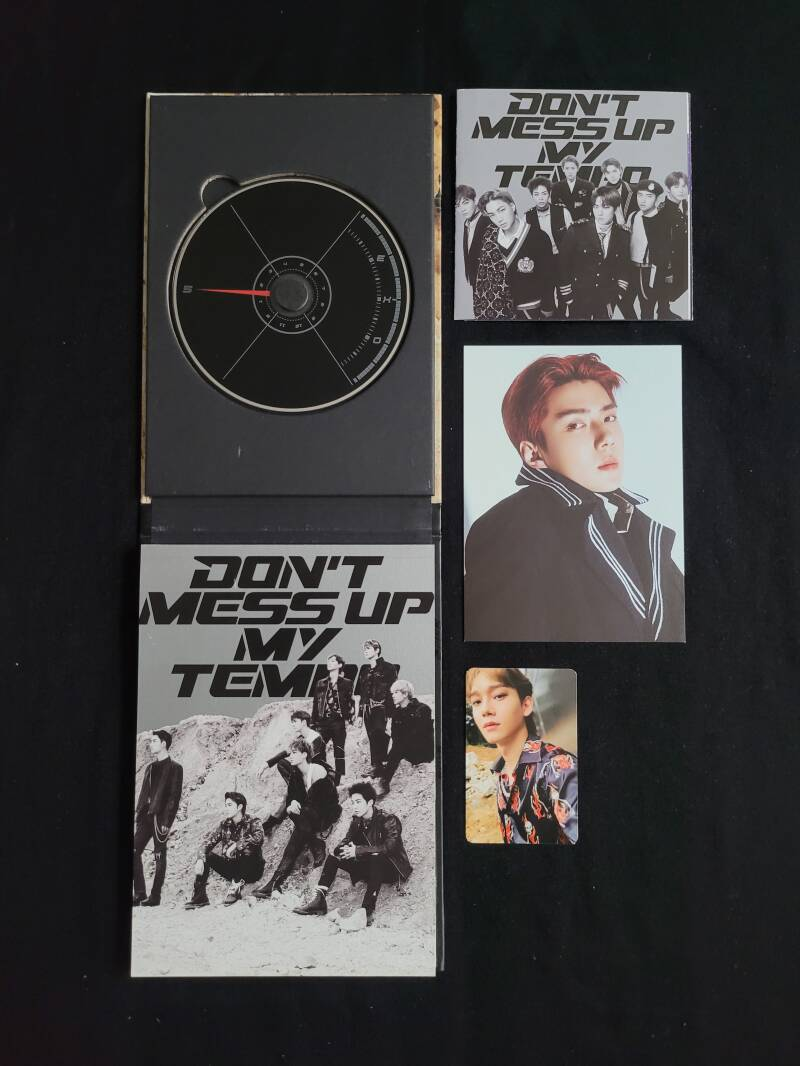Exo- 5e album (Don't mess up my tempo / Adante versie) [2e hands]