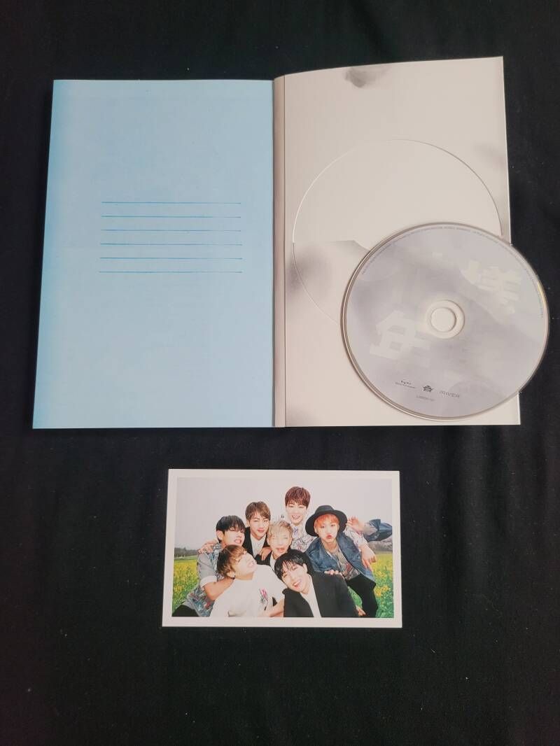BTS- Album (The Most Beautiful moment in life / HYYH pt. 1 / White version) [2e hands]