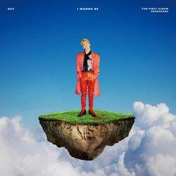 Key (키) - 1e repackage album ( I wanne be)