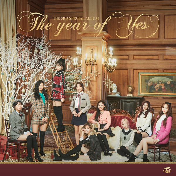 Twice (트와이스) - 3e Speciale mini album ( The year of yes)