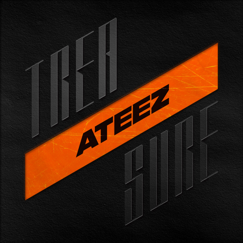 Ateez (에이티즈) - 1ste mini album (Treasure ep.1: All to Zero)