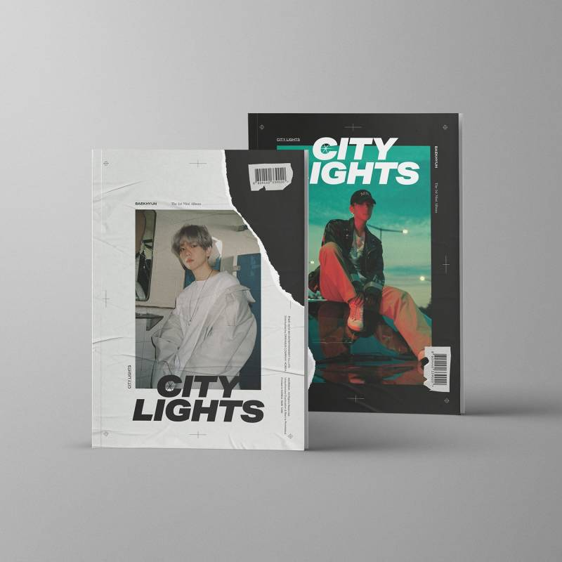 Baekhyun (백현)- 1ste mini album (City lights)